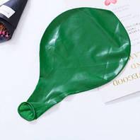 Воздушный латексный ШАР ГИГАНТ 36 Дюймов (зеленый)