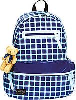 Рюкзак молодежный Оксфорд (Oxford) синий 551992/ Х052