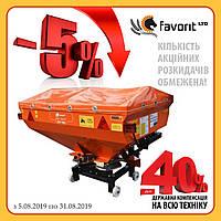 Розкидач мінеральних добрив РДФ-1000