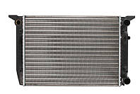 Радиатор охлаждения Audi 80 (1.4-1.8) 1986-1994 (430*320*32mm) МКПП