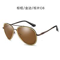 Очки солнцезащитные HDCRAFTER модель SC005, фото 1