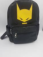 Рюкзак молодежный Forsa черный Бэтмен FRP1070Bl
