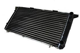 Радиатор охлаждения Audi 80 (1.6-2.0) 1986-1995 (590*320*32mm) МКПП для автомобилей без кондиционера