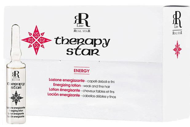 Ампула-лосьон против выпадения волос RR Line Therapy Star 12 мл*1шт