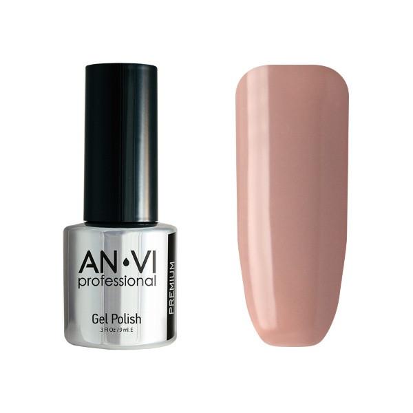 Гель-лак для ногтей ANVI Professional №002 Hot Mocco  9 мл