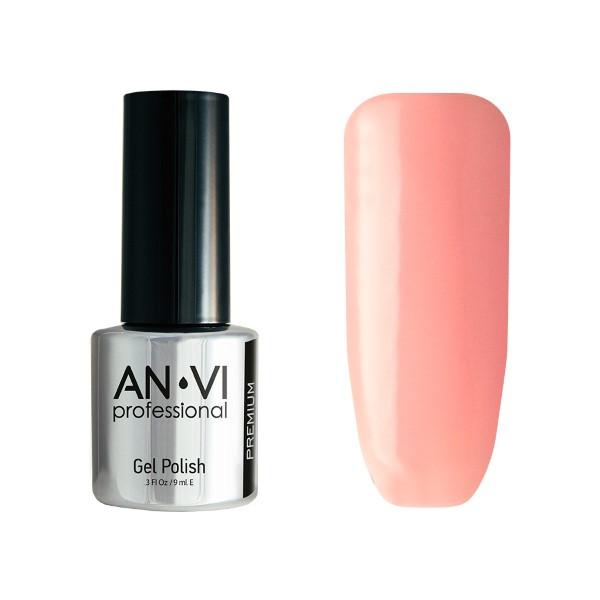 Гель-лак для ногтей ANVI Professional №003  Coral Flirt 9 мл