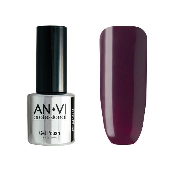 Гель-лак для ногтей ANVI Professional №019 Sugar Plum 9 мл