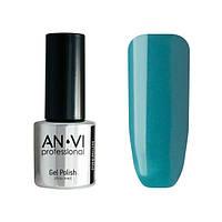 Гель-лак для ногтей ANVI Professional №023 Dirty Mint 9 мл