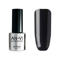 Гель-лак для ногтей ANVI Professional №026 Ebony Fame 9 мл
