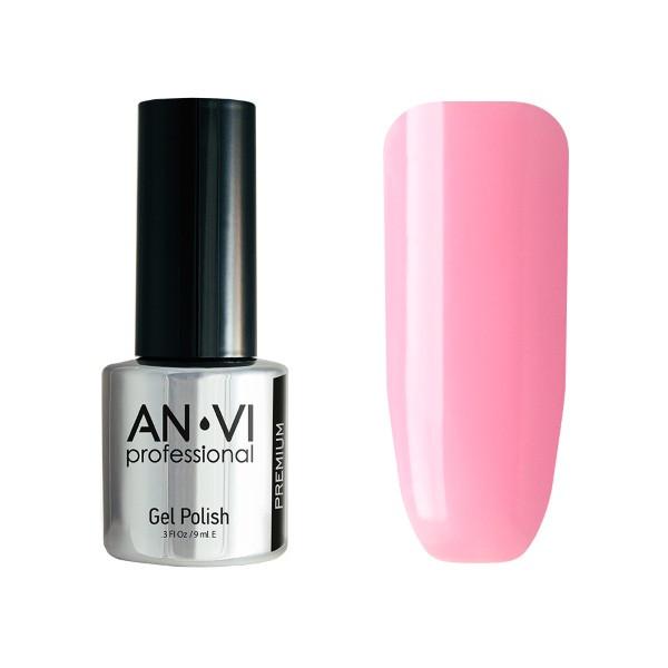 Гель-лак для ногтей ANVI Professional №039 9 Dreamy Cyclamen  9 мл