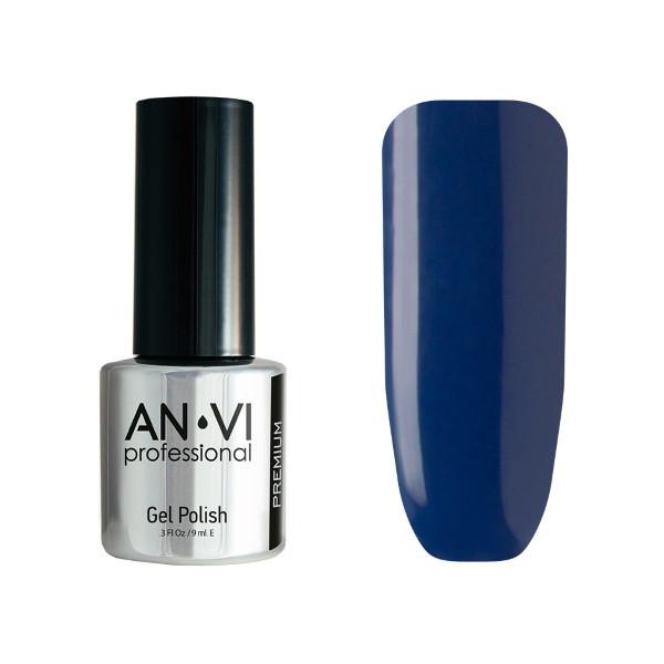 Гель-лак для ногтей ANVI Professional №072 Thunder Cloud 9 мл
