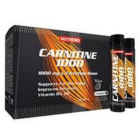 Карнитин Nutrend - Carnitin 1000 10x25 ml