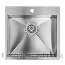 Интегрированная кухонная мойкаl D5050 1,2 mm