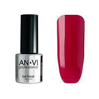 Гель-лак для ногтей ANVI Professional №086 Signal Bonfire 9 мл