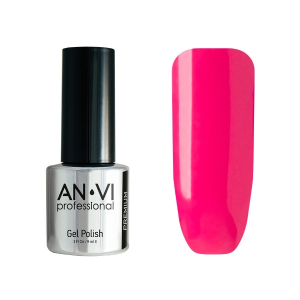 Гель-лак для ногтей ANVI Professional №094 Peony Petal 9 мл