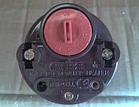 Терморегулятор механический R-T-M 15А / 250V (для ТЭНов), длина 270мм (красная крутилка)     Китай (качество!)