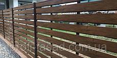 Забор Ранчо 100мм Гарантия 10лет, фото 3