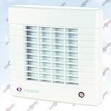 Вентилятор осевой с жалюзи ВЕНТС 125 МА (VENTS 125 MA), фото 2