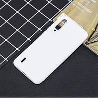 Чехол Soft Touch для Xiaomi Mi A3 силикон бампер матовый