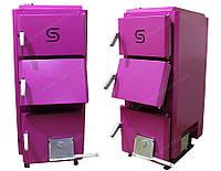 Твердопаливний котел SHKTH-17 LUX без автоматики