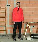 Кроссовки WM Active X черный красный высокий, фото 2