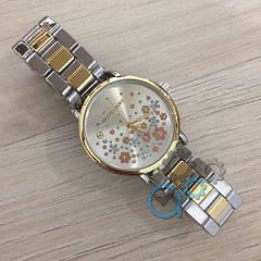 Наручыне часы Winner 8012 Diamonds Automatic Silver-Black