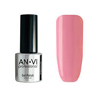 Гель-лак для ногтей ANVI Professional №131 Pink Sweetness 9 мл
