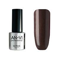 Гель-лак для ногтей ANVI Professional №137 Chocolate Bean 9 мл