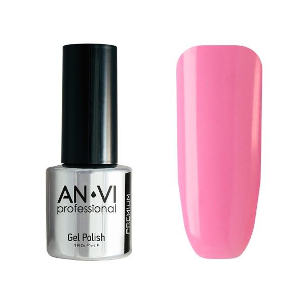 Гель-лак для ногтей ANVI Professional №142 Emotinal Intense 9 мл