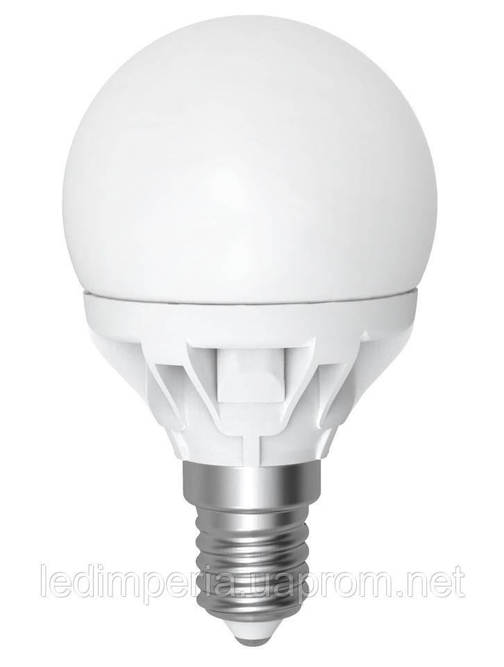 Electrum LB-9 4W E14 2700K керам. корп. A-LB-0943
