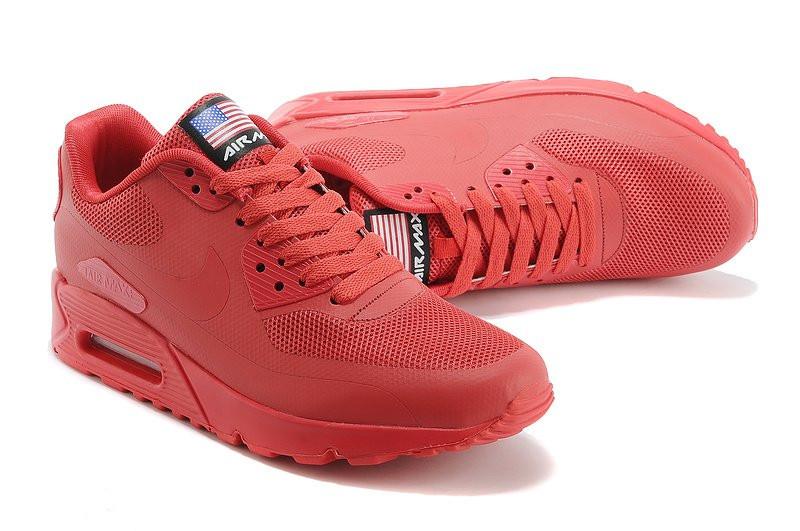 ... кроссовки Кроссовки Nike Air Max 90 Hyperfuse Red USA . кроссовки  женские, кроссовки nike, ... 72e539d4ece