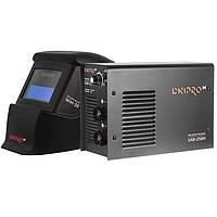 Сварочный аппарат IGBT Dnipro-M SAB-258N + Маска сварщика WM-39 СКИДКА ДО 10%|ЗВОНИТЕ