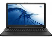Ноутбук для роботи та навчання HP 15-ra047ur Black FreeDOS (15, 6 SVA (1366x768) (3QT61EA)