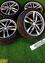Оригинальные диски 20- дюймовые Audi A6 Allroad