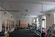 Отопление спортзалов, тренажерных залов, фото 2