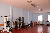 Отопление спортзалов, тренажерных залов