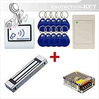 Комплект СКД №5 RFID-RFID + электромагнитный замок