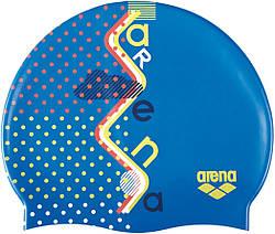 Шапочка для плавания детская Arena PRINT JR, мульт. 94171-711