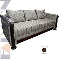"""Розкладний диван """"Лорд"""" (для щоденного сну, механізм єврокнижка, пружинний блок Боннель)"""