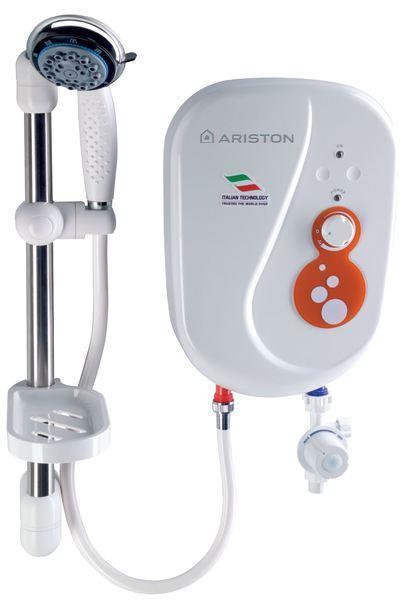 Проточный водонагреватель Ariston BRAVO E 7023 U-F 7