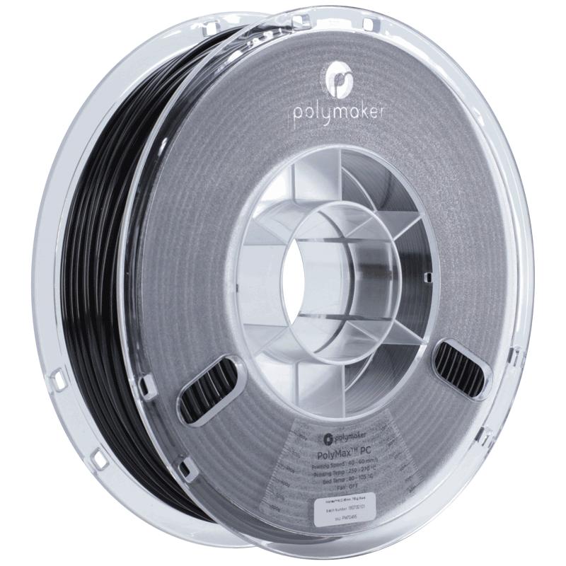 Пластик в котушці PC PolyMax 1,75 мм, Polymaker, 0.75 кг