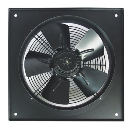 Осьовий вентилятор Турбовент Сигма 300 B/S з фланцем, фото 2