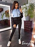 Женский спортивный костюм с капюшоном  (в расцветках), фото 3