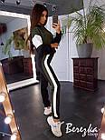 Женский спортивный костюм с капюшоном  (в расцветках), фото 6