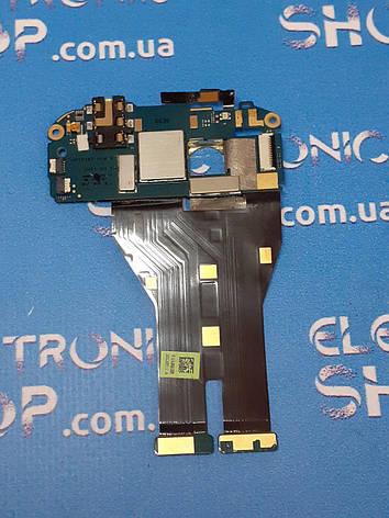 Шлейф с платой  HTC z715e Original б.у, фото 2