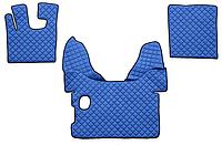Резиновый коврик с защитными бортами DAF XF 105