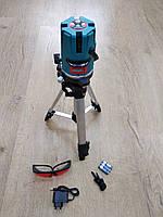 Лазерный уровень Euro Craft ECNL01 : 30 м луч | 5 линий | Штатив + Кейс в комплекте