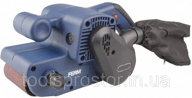 Ленточная шлифмашина Ferm FBS-950N : 900 Вт | Гарантия 12 мес