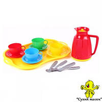 Іграшка посуд Маринка 9 ТехноК  - CM01767