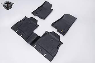 Автомобильные коврики для Jeep Wrangler JL 4 двери